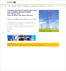 Toward Electricity infrastructure for a carbon neutral europe